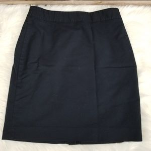 Banana Republic Career A Line Mini Skirt